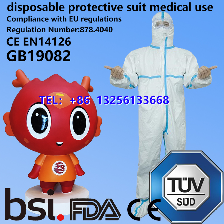 disposable protective suit medical use,Export to Northern Ireland